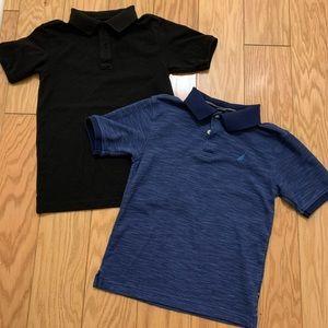 Youth Nautica polo shirts